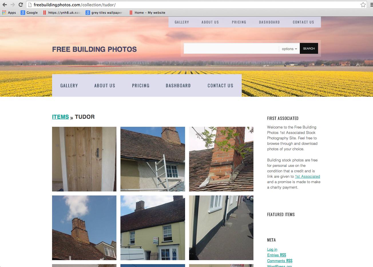 FreeBuildingPhotos's Collection - Tudor Item